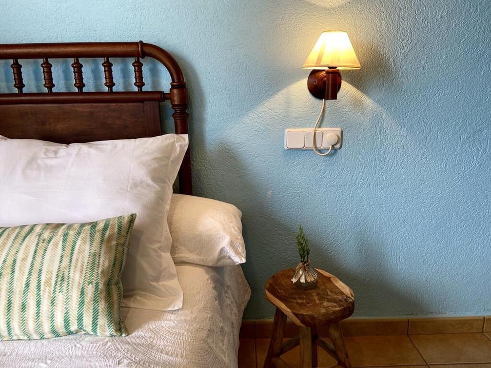 Habitació blava
