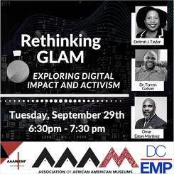 Rethinking GLAM Event