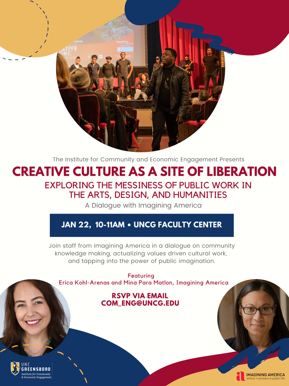 Creative Culture as a Site of Liberation