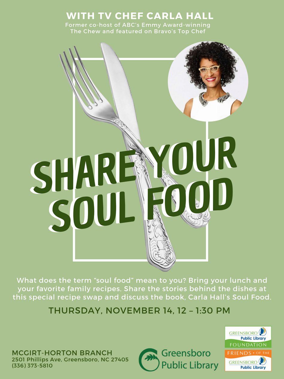 Share Your Soul Food