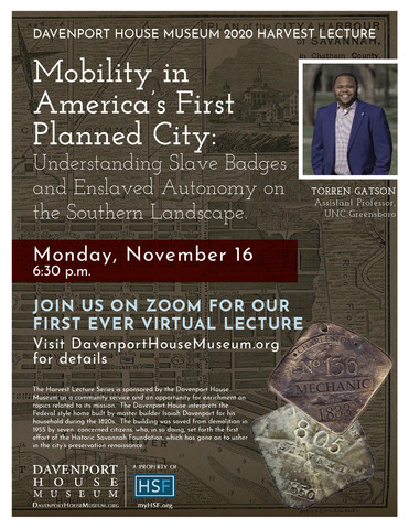 Mobility in America's First Planned City Event