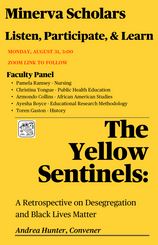 The Yellow Sentinels Event