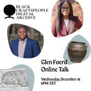 Glen Foerd Online Talk