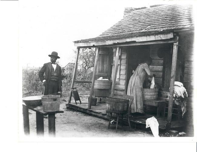 Horne Creek Historic Site