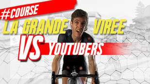 Course entre youtubers : la grande virée - ma course ne se passe pas comme prévu...