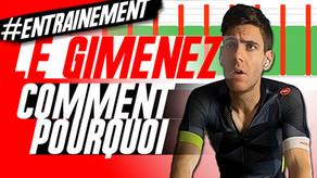 Le GIMENEZ en cyclisme