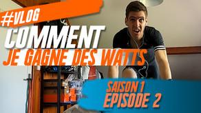 La PMA à vélo : comment je gagne des watts - saison 1 épisode 2