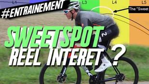 Sweetspot en cyclisme : quel intérêt ? Mon bilan