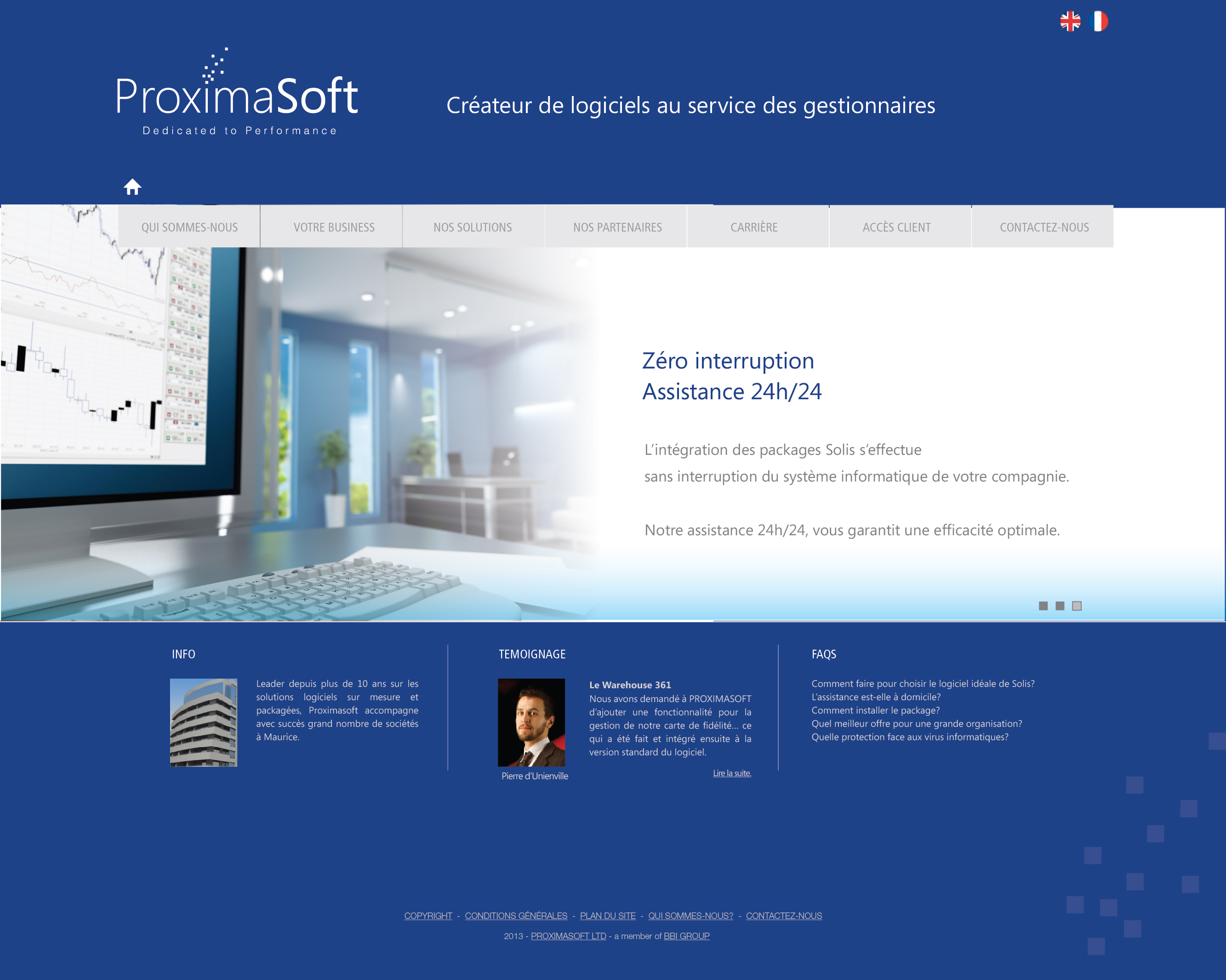 ProximaSoft