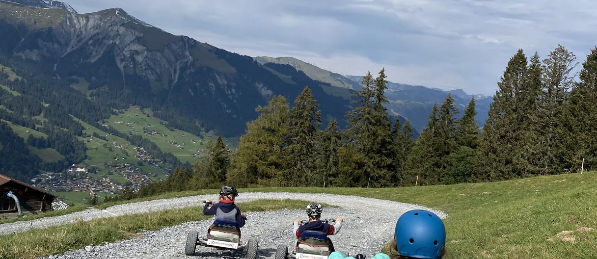 Metsch; Kartfahren; Fun;