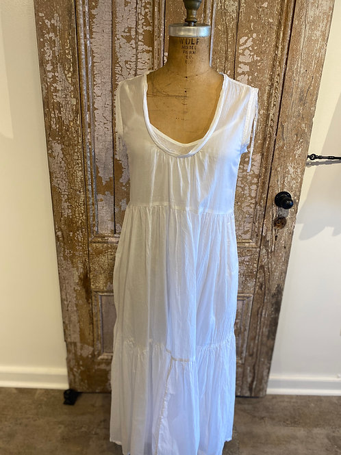 Circe Dress + Slip White