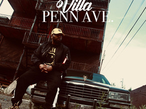 Pittsburgh's Villa making noise with the drop of his new mixtape Penn Ave...