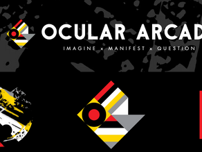Black owned Ocular Arcade print shop open for business...