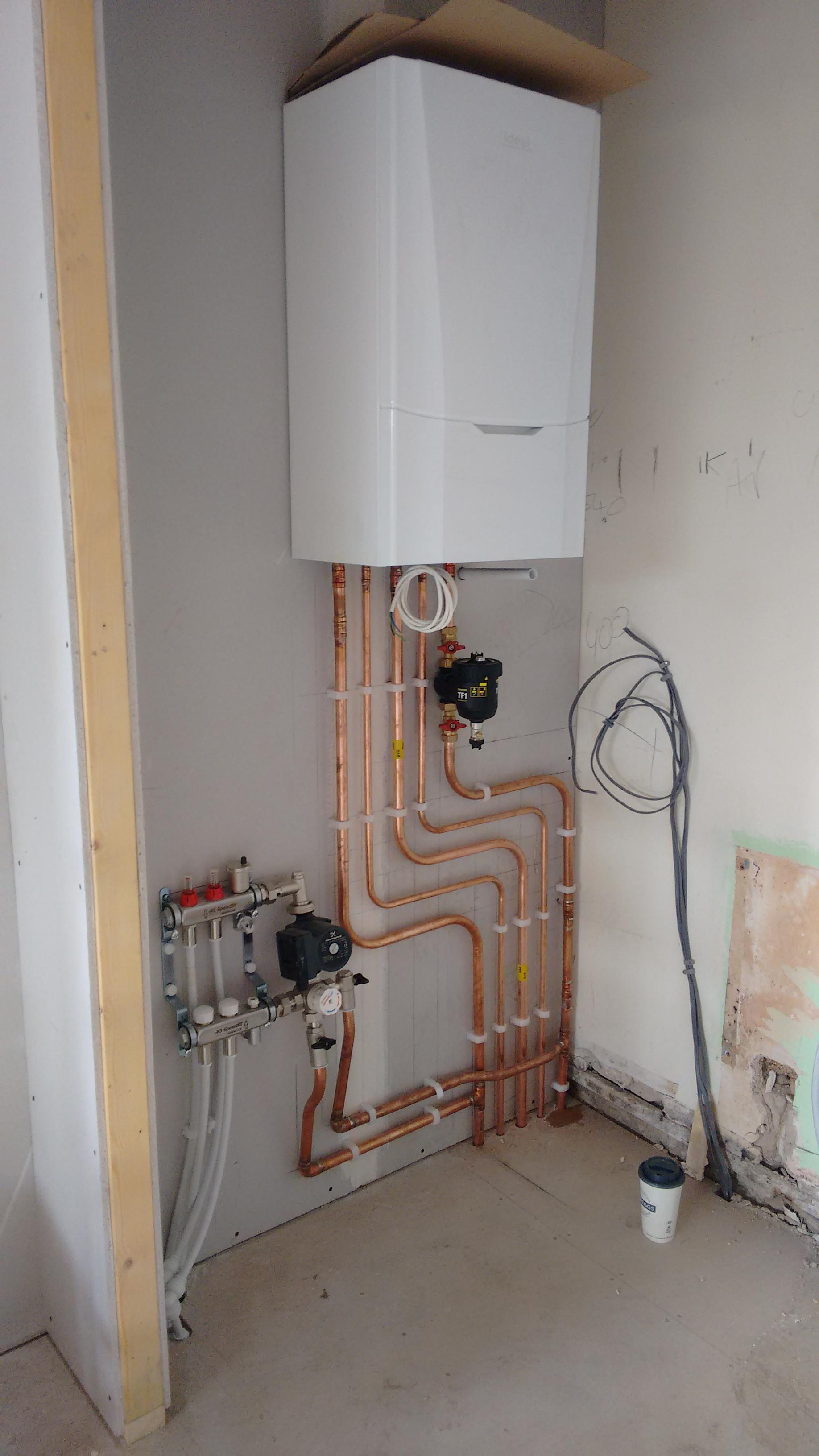 Boilers & Gas
