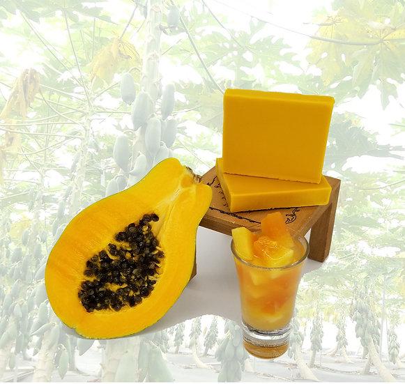 自選高階酵素皂2 - 木瓜酵素皂