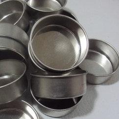 大豆蠟鐵造小蠟台(10個)