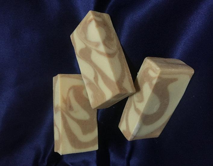 自選高階:3D旋轉紋薑汁糖皂