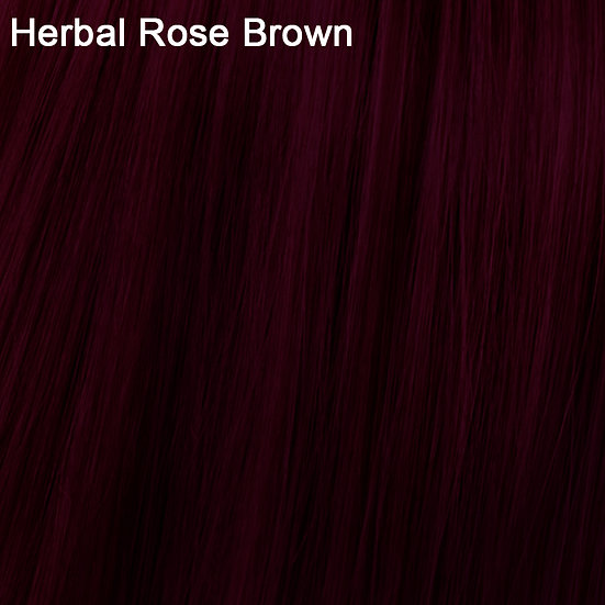 Wrap Pro 天然草本染髮劑 - 玫瑰棕色
