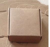 牛皮纸小皂盒