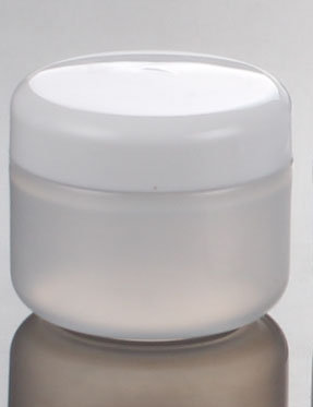 膠面霜瓶50g 2個