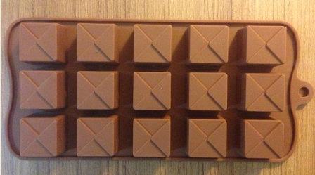 15格Chocolate模具