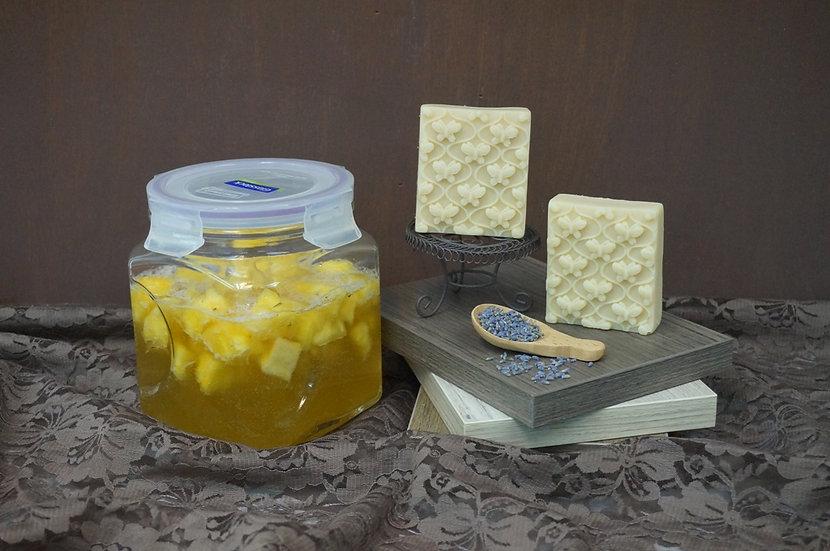 自選高階: 酵素皂1-  鳳梨酵素皂
