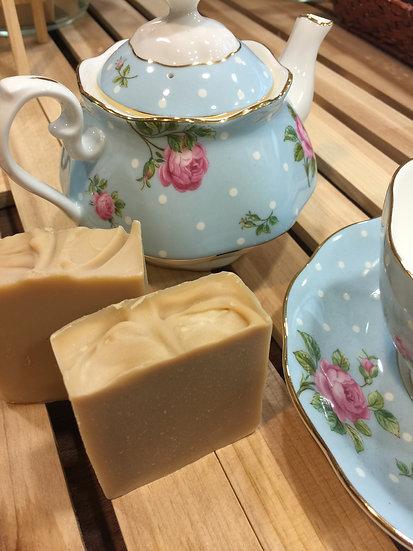 咖啡山茶花洗髮皂