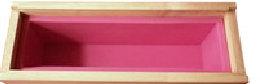 木框矽膠模 - 長方型( 1000 cc )