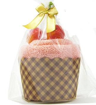紙杯蛋糕 Cupcake毛巾 - 小