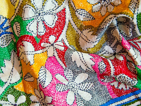 The Story of 'Kantha'
