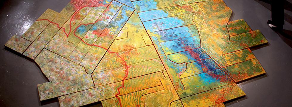 Eurythmie géographique