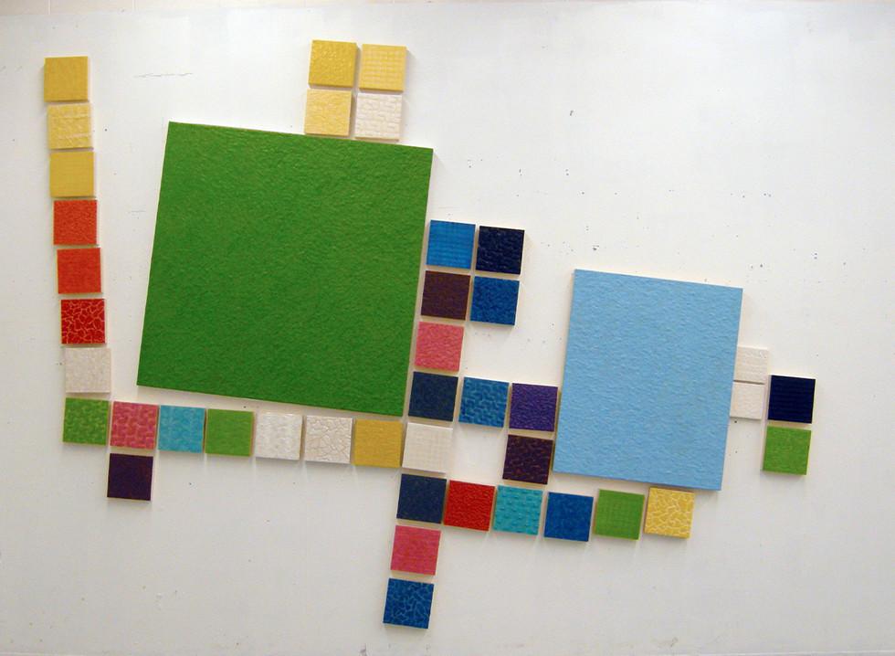 Paysages croisés, installation 7
