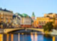 Stockholm - Copenhagen - 11 - 21 aug 19.