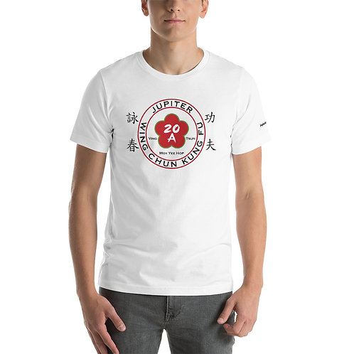 Jupiter Wing Chun Premium Short-Sleeve Unisex T-Shirt