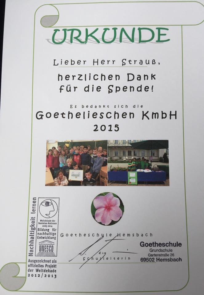 Goethelieschen