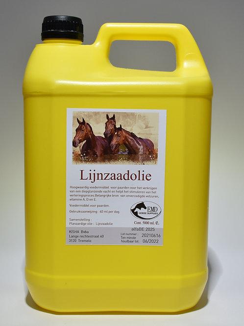 Lijnzaad olie 1L-5L