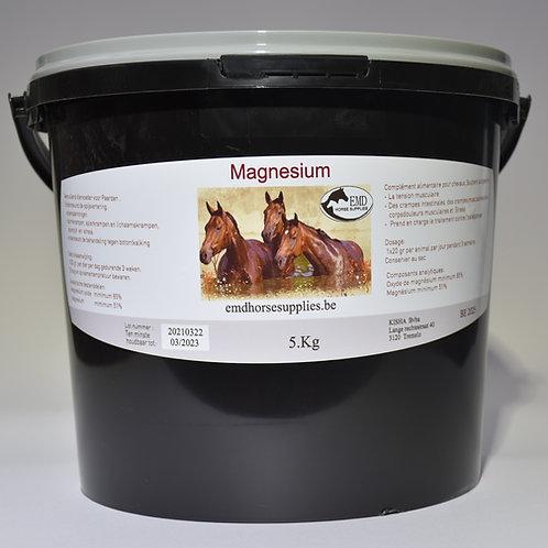 Magnesium 2kg-5kg