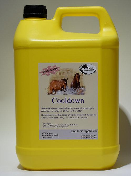 Cooldown wash 1L-5L