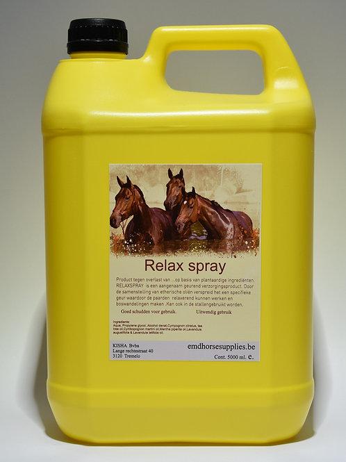 Relax spray 750ml-5L