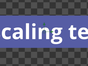 Blackmagic Fusion macro: text on a box