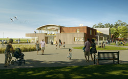 LOWTHER PAVILION REDEVELOPMENT