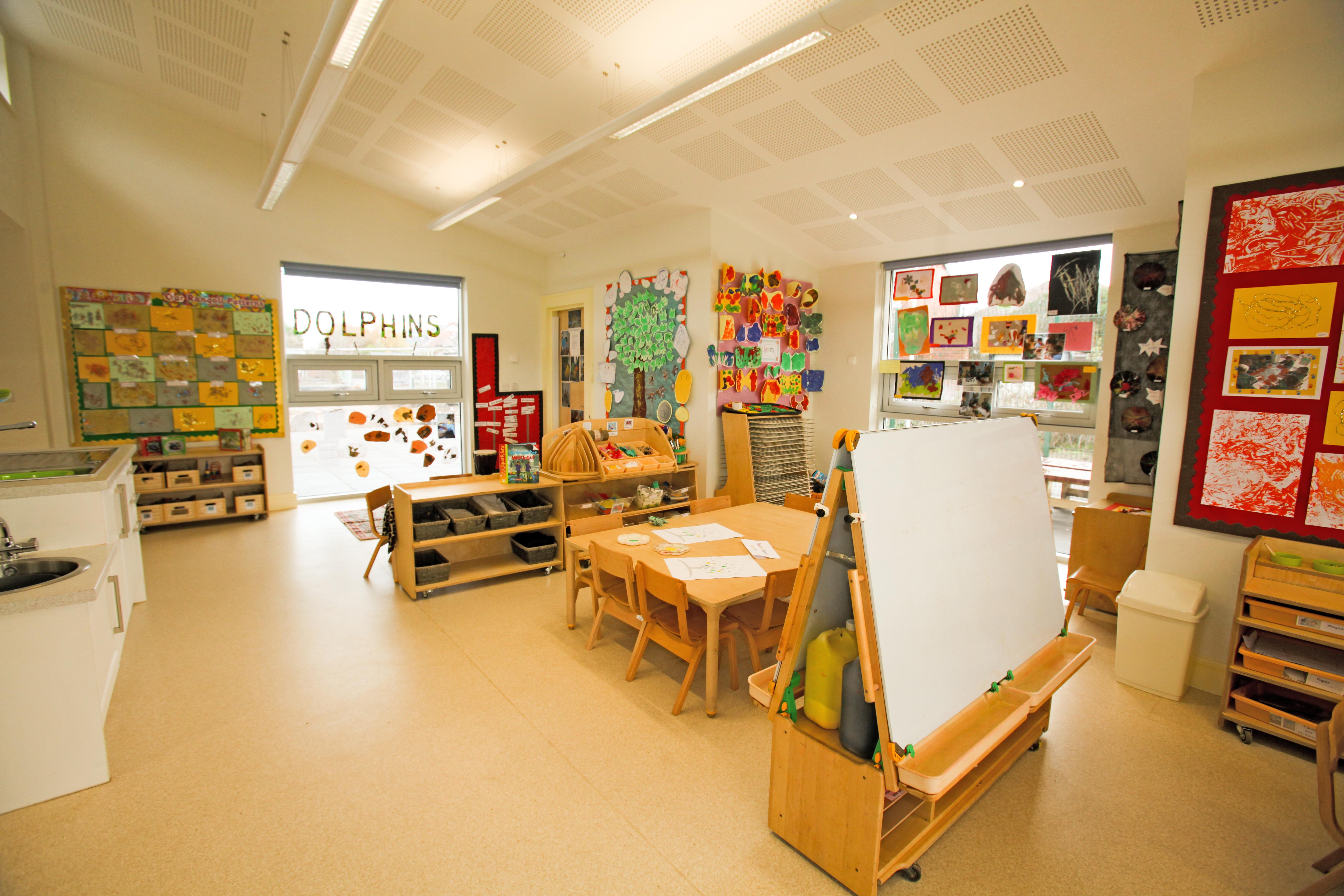 HEYHOUSES NURSERY SCHOOL