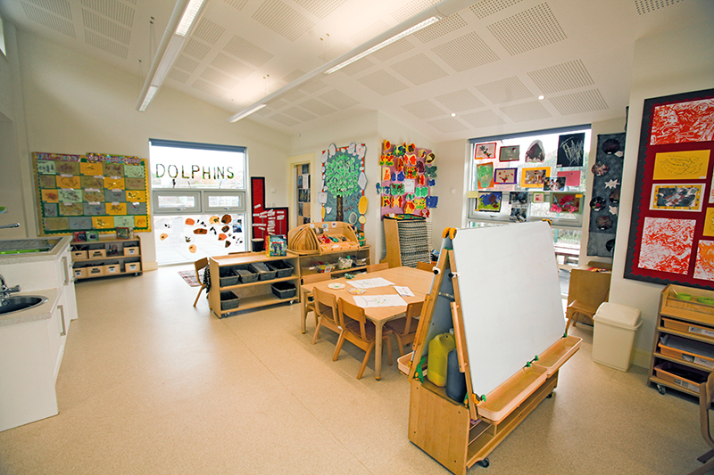 HEYHOUSES NURSERY SCHOOL
