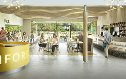 Reconfigured Cafe