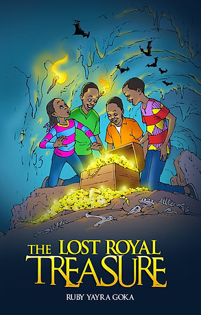Cover The Lost Royal Treasure 2 - Copy.j