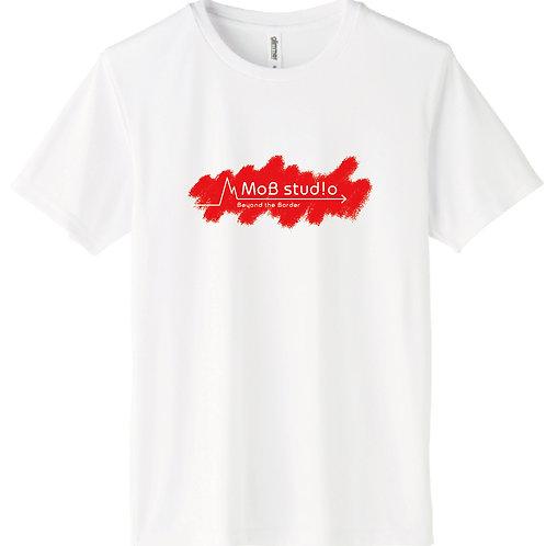 メッシュTシャツ(白)