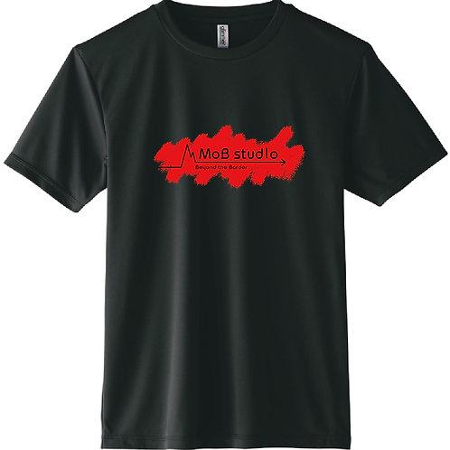 メッシュTシャツ(黒)