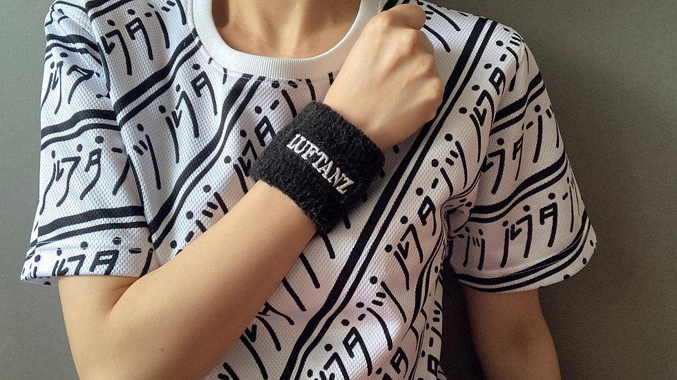 Luftanz総柄Tシャツ(M)