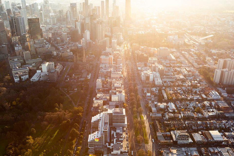 Melbourne City Streets