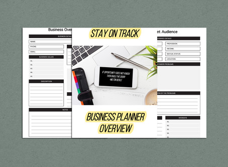 Free Business Planner Download
